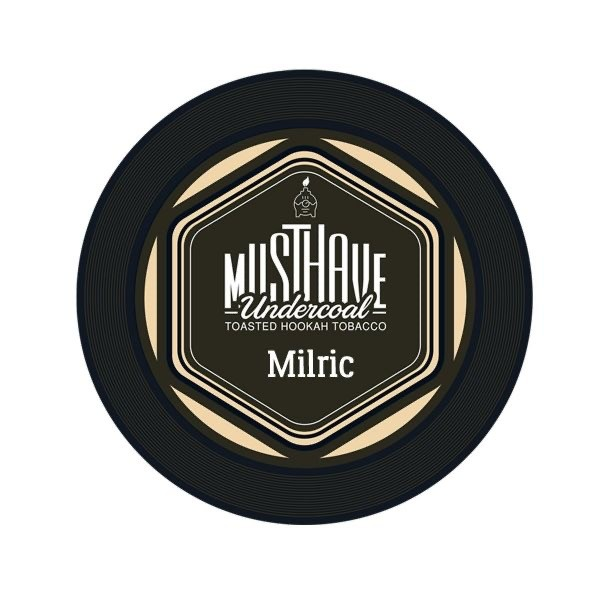 MUSTHAVE Tobacco Milric 200g Milchreis