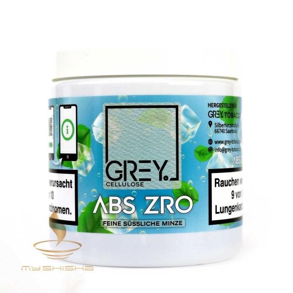 GREY CELLULOSE Abs Zro 200g süße Minze