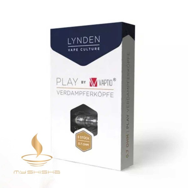 LYNDEN PLAY Verdampferköpfe Coils Play Mesh 0.7 Ohm