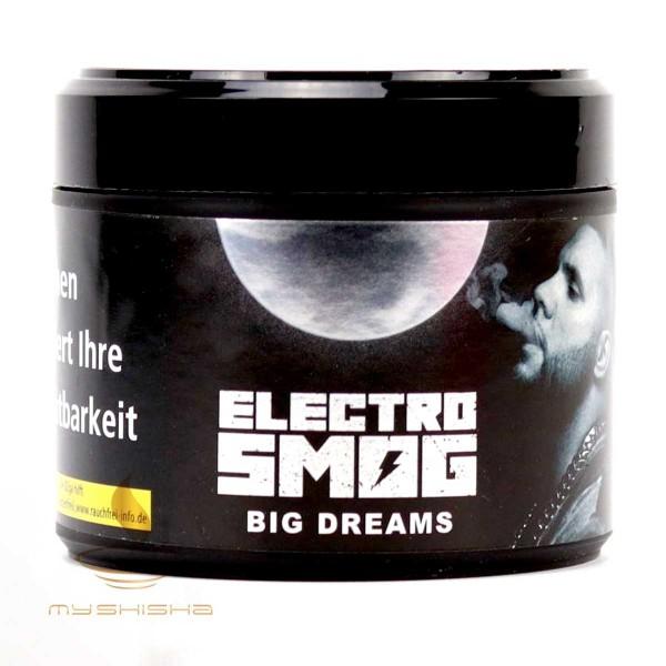 ELECTRO SMOG Big Dreams 200g Kokosnuss Mandeln