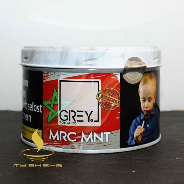 GREY TOBACCO Mrc Mnt 200g Marrokanische M (Menthe Marocain)
