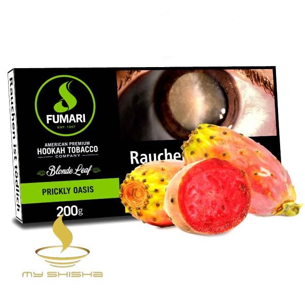 FUMARI Tabak Tropical Paradise 200g Ananas Apfel Kirsche Limette Orange Pfirsich