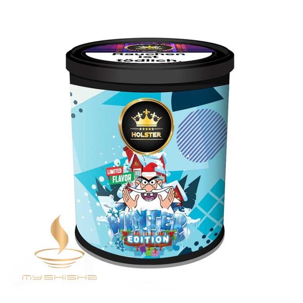 HOLSTER TOBACCO Yellow Punch 200g Zitrone