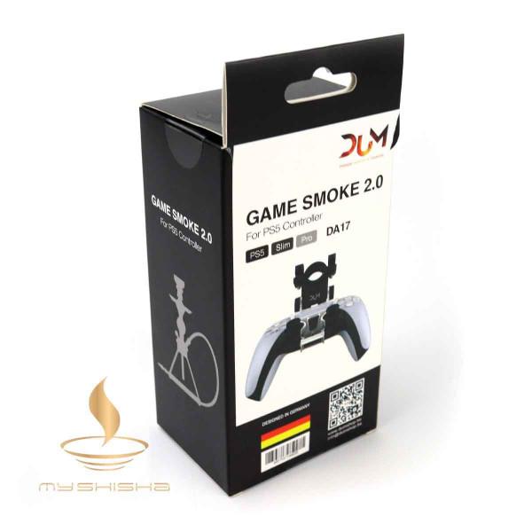 DUM Game Smoke Controller-Mundstück-Halter PS5