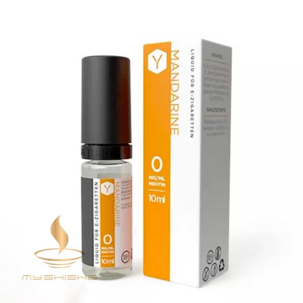 LYNDEN Liquid Mandarine Nikotinfrei 10ml