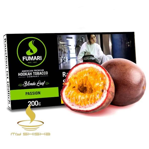 FUMARI Tabak Passion 200g Passionsfrucht