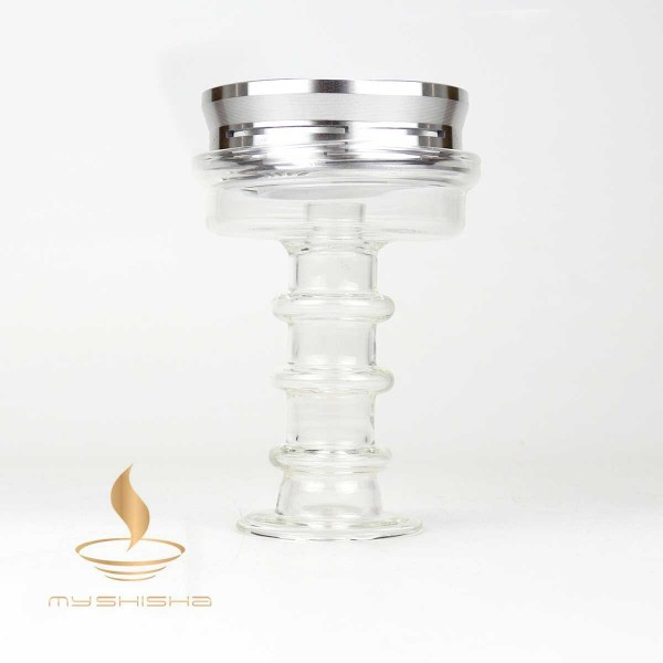My Shisha Glaskopf Phunnel mit Smokebox