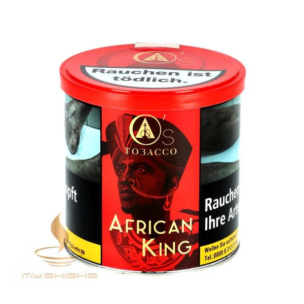 O'S TOBACCO African King 200g Früchtemix