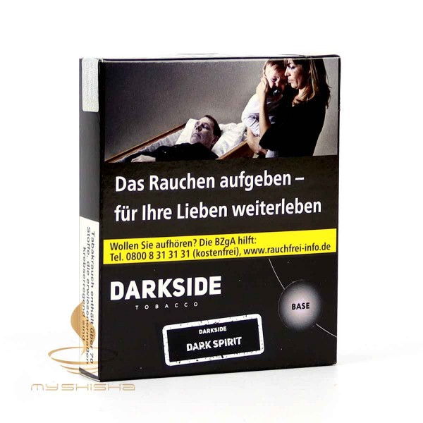 DARKSIDE Base Dark Spirit 200g Alkohol Limette