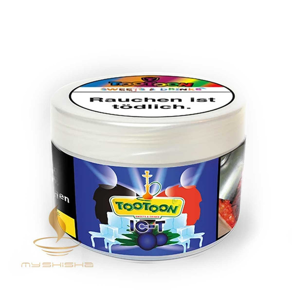 Tootoon Sweets and Drinks IC-T 200g Beeren-Eistee Menthol