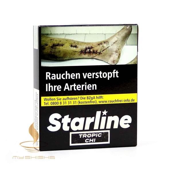 DARKSIDE Starline Tropic Chi 200g Himbeere Litschi