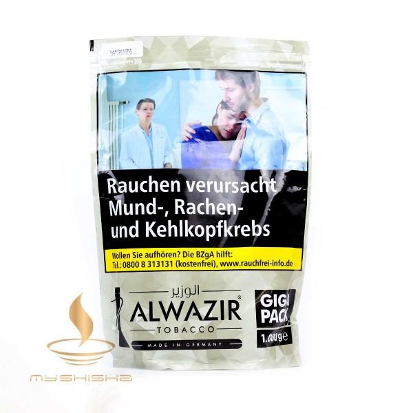 ALWAZIR TOBACCO No. 7 Orangyna Mynt 1kg Orange Minze
