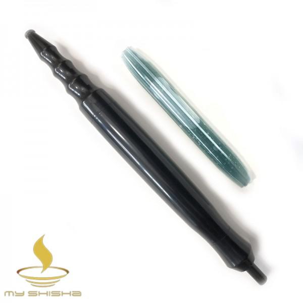 DIAMOND SHISHA Acryl Ice Bazooka XL Schwarz